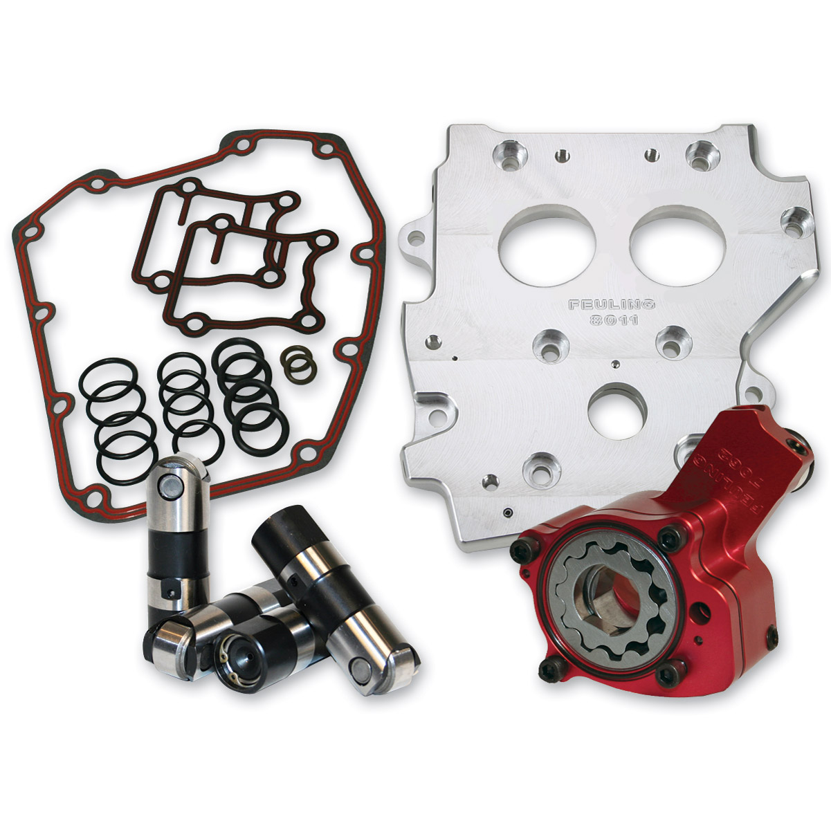 Feuling Race Series Conversion Chain Drive Oiling System Kit