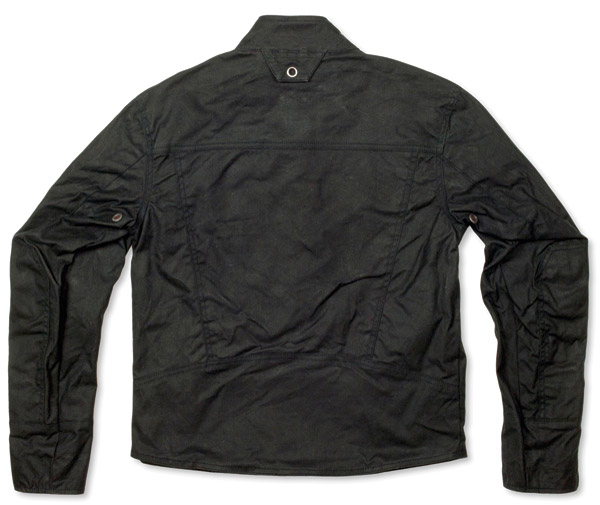 Roland Sands Design Tracker Black Jacket