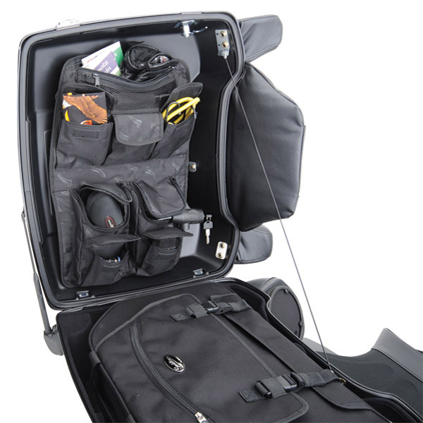 Saddlemen Tour Pack Lid Organizer 505 597 J Amp P Cycles