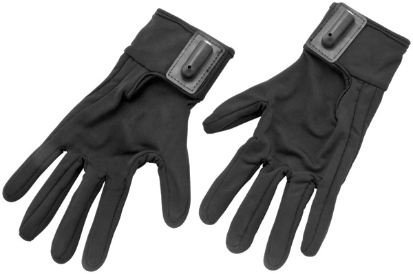 Firstgear Black Heated Glove Liners