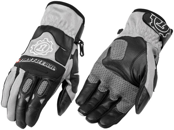 Firstgear Sedona Silver Men's Gloves