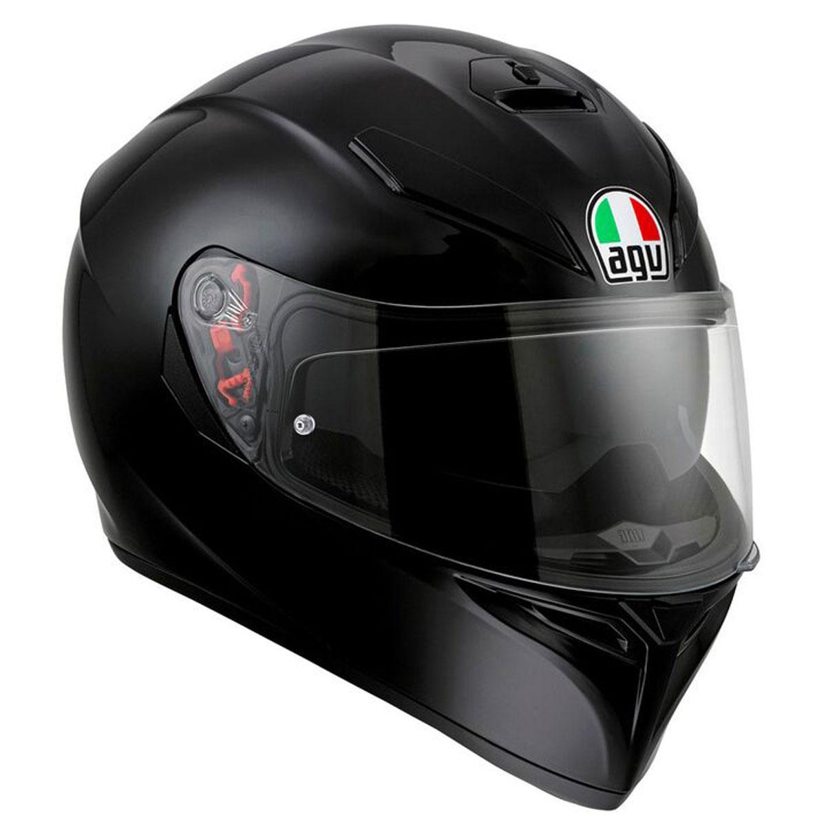 AGV Dark Smoke Motorcycle Helmet Internal Sun Visor Shield Harley Davidson