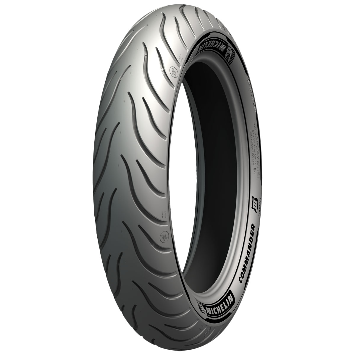 Michelin Commander II Cruiser//Tour Tire 130//80B17 65H Front Bias Belted Tubeless
