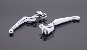 J&P Cycles® Ergonomic Lever Set