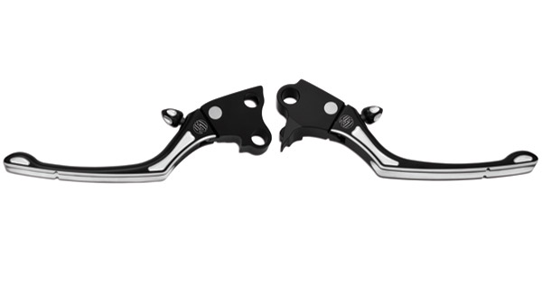 Roland Sands Design Contrast Cut Regulator Lever Set