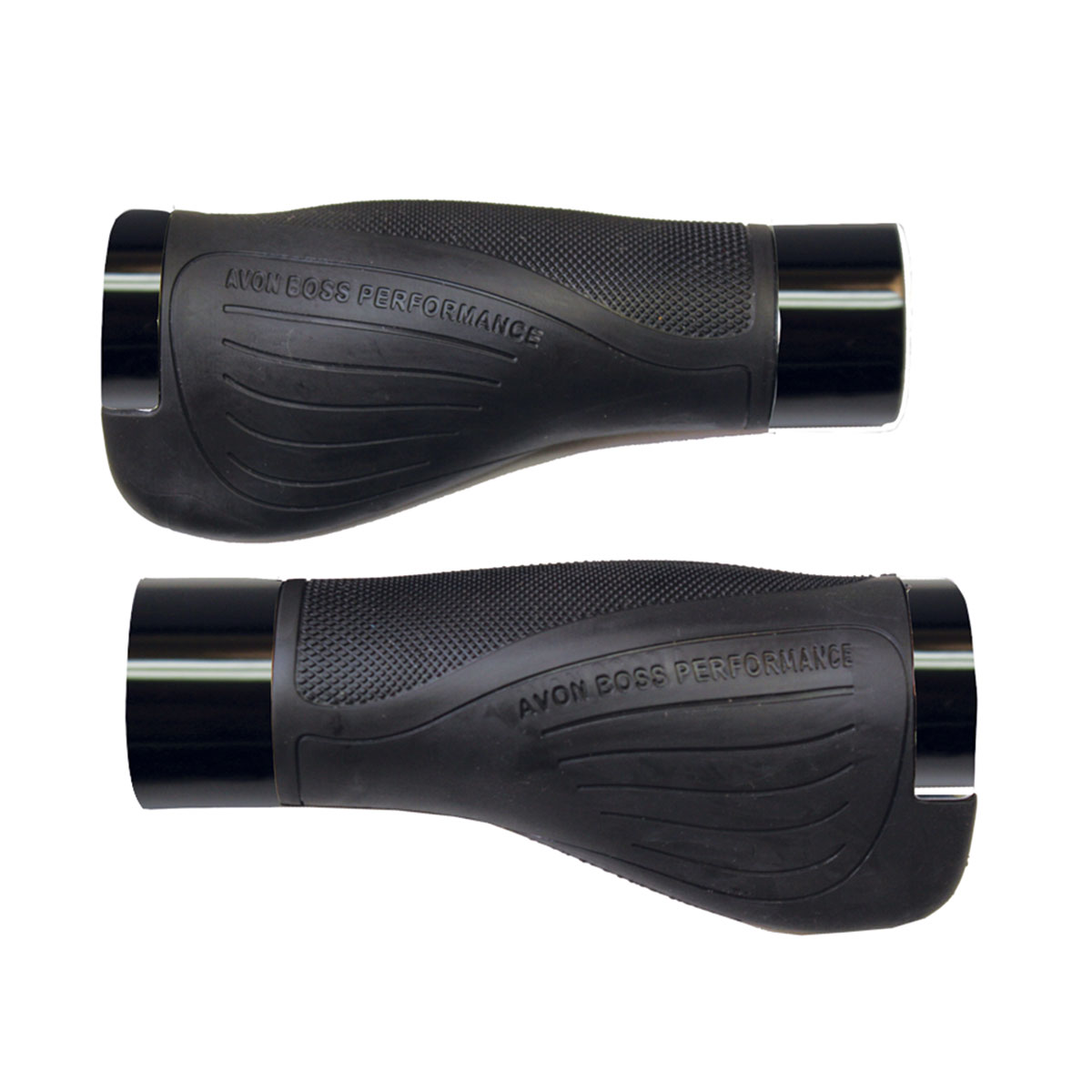 Avon Grips Boss Performance Rubber Black Grips