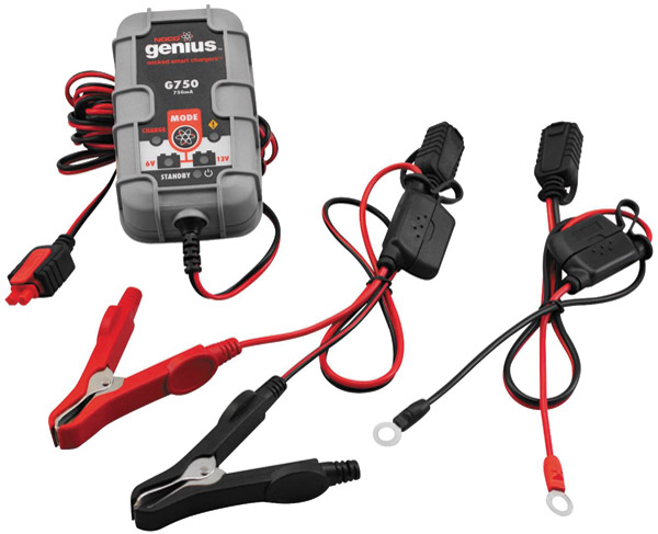 NOCO Genius G750 Multi-Purpose Battery Charger