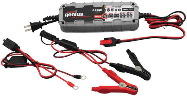 NOCO Genius G3500 Multi-Purpose Battery Charger