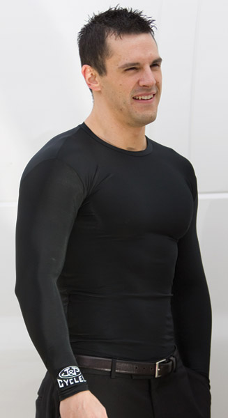 J&P Cycles® Performance Long-Sleeve Compression Shirt
