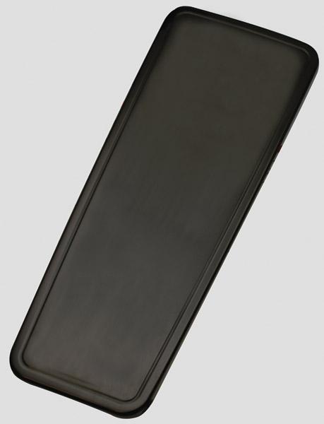 Pro-One Billet Dash Insert Smooth Black