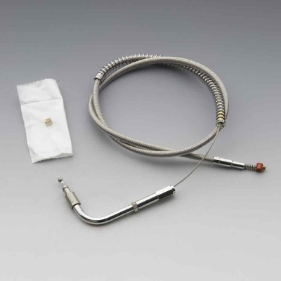 Barnett Performance Products +6″ Stainless Steel Idle Cable