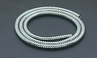 J&P Cycles® Plastic Hose, Wiring or Cable Cover