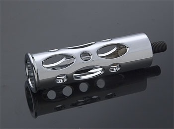 Battistinis Chrome Oval Hole Shifter Peg