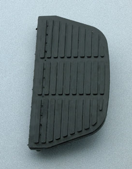 V-Twin Manufacturing Passenger Floorboard Pads