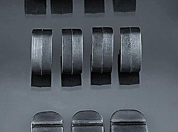 Kuryakyn Replacement Rubber Pads