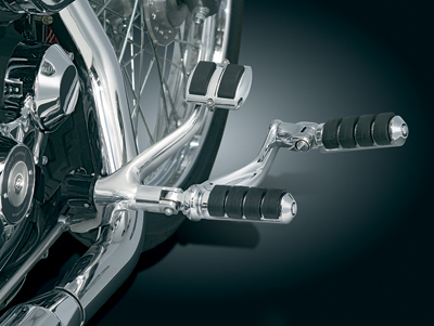 Kuryakyn Forward Control Highway Pegs