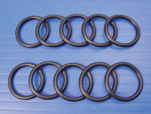 J&P Cycles® Replacement O-Rings