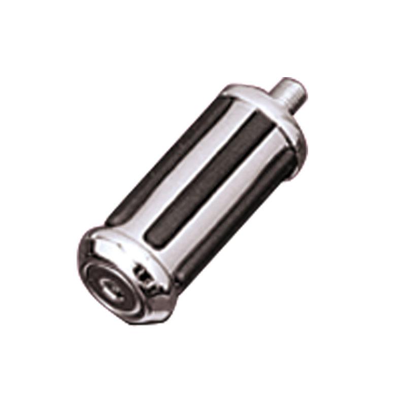 J&P Cycles® Ribbed Toe Peg