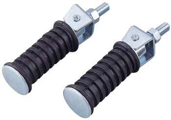 J&P Cycles® Buddy Footpegs with 12mm Studs