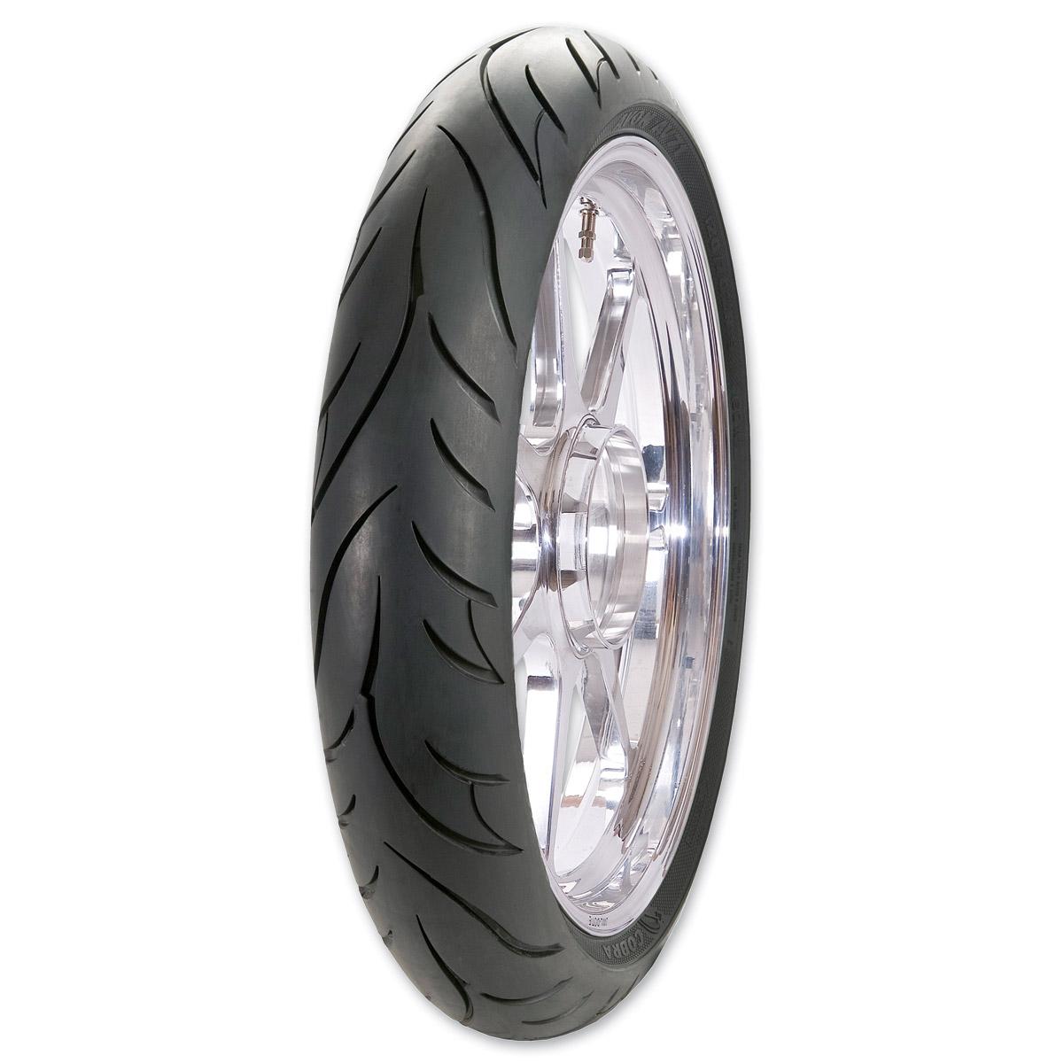 Avon Av71 Cobra Mt90b16 Front Tire 531 919 Jp Cycles Voyager Trike Kit Wiring Diagram