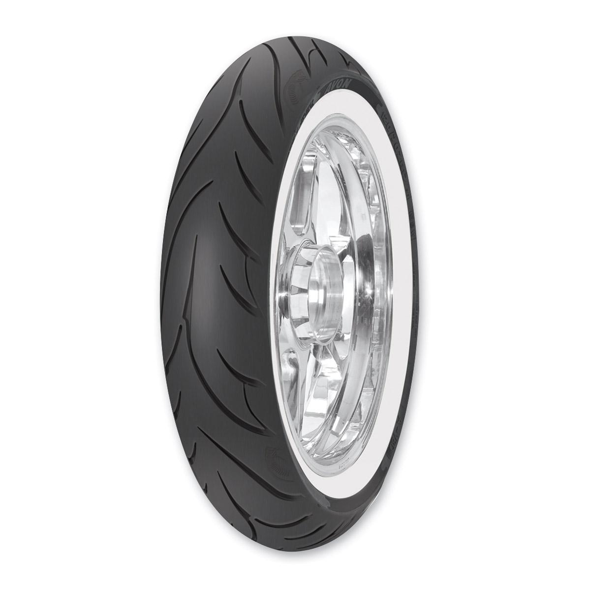avon av71 cobra mh9021 wide whitewall front tire