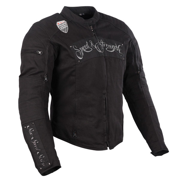 Speed and Strength Six Speed Sisters Textile Jacket