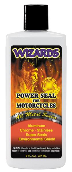 Wizards Power Seal 8 oz. Bottle