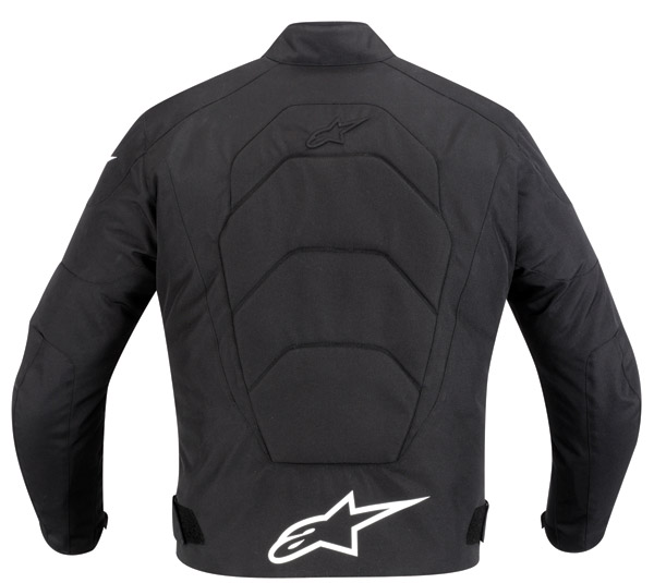 Alpinestars T-GP Plus Air Black Textile Jacket