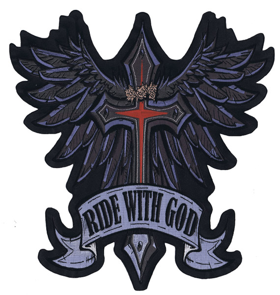Lethal Threat Ride with God Patch