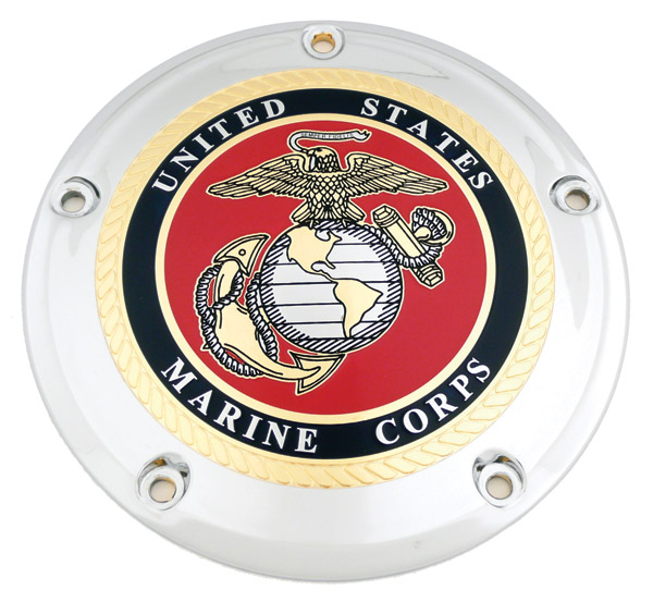 Custom Engraving Ltd. Marine Derby Cover