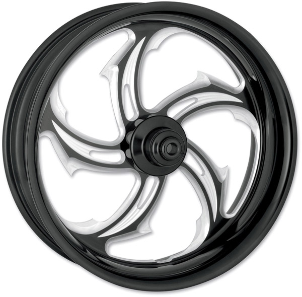 Performance Machine Rival Contrast Cut Front Wheel, 21″ x 3.5″