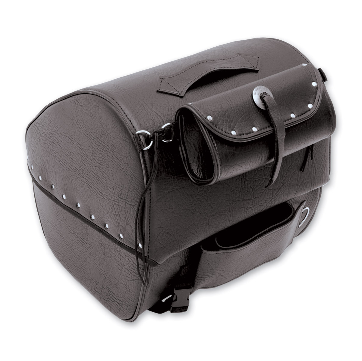 All American Rider Large Studded Trunk Rack Bag