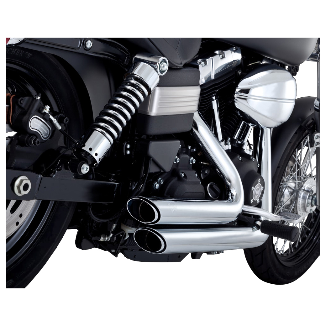 Vance & Hines Shortshots Staggered Exhaust System