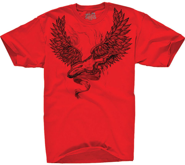 Alpinestars Wooden Red T-shirt