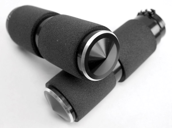 Accutronix Night Series Grips with Rubber Inserts