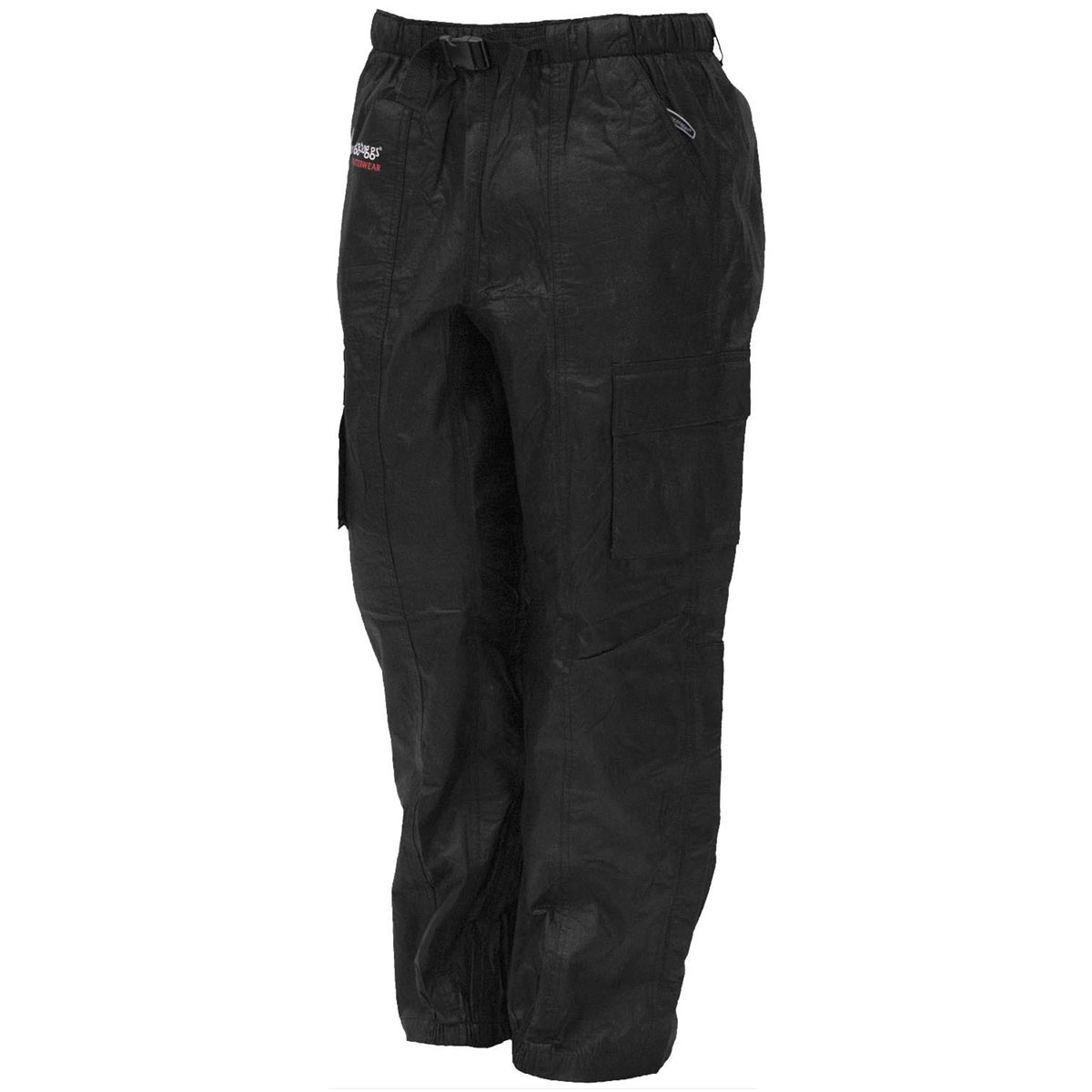 Frogg Toggs Tekk Toad Rainwear Black Men′s Pants