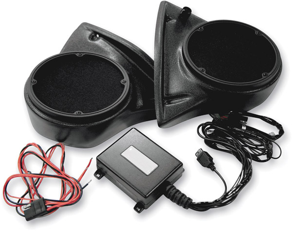 Klock Werks Audio/Speaker Kit for Klock Werks Fairings