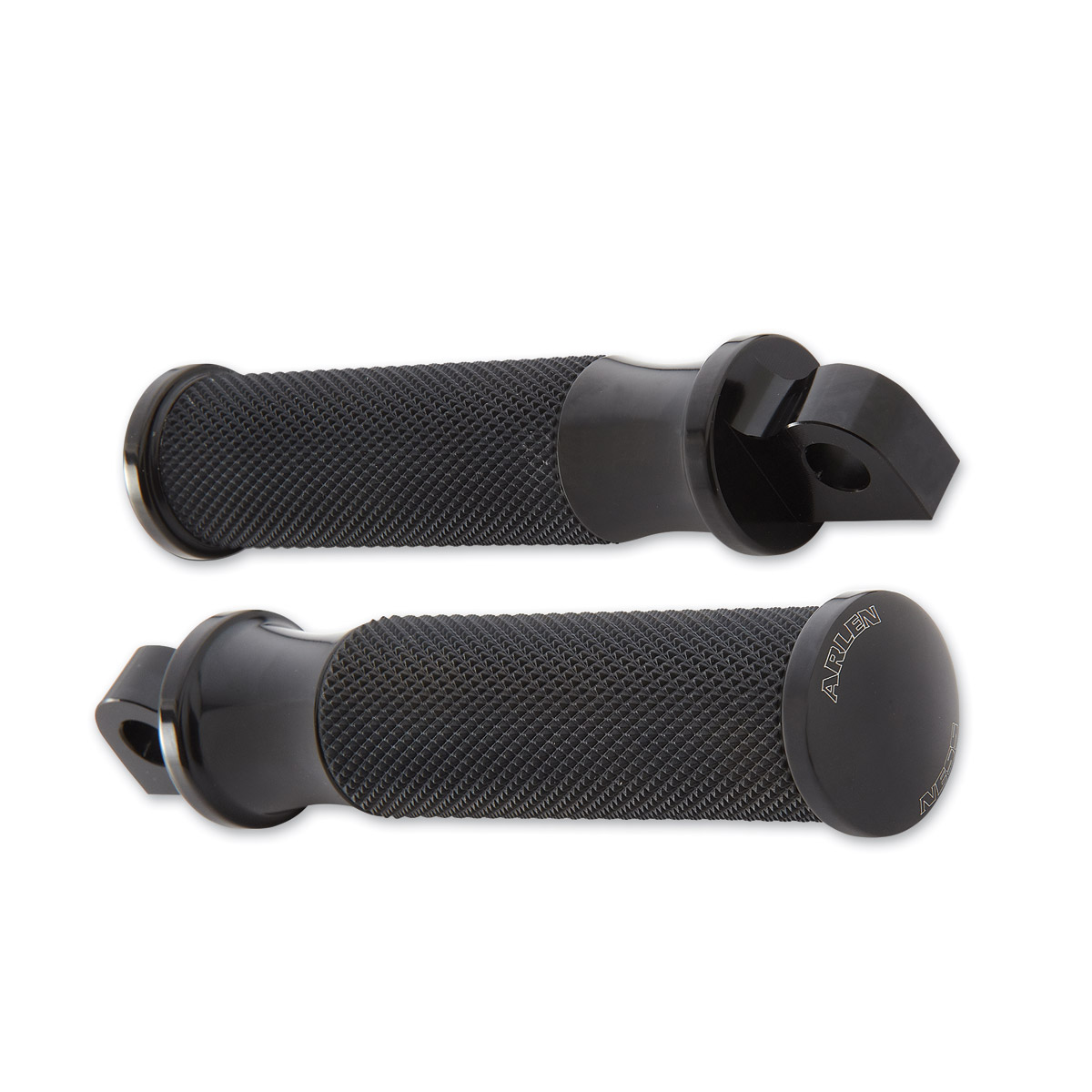 Arlen Ness Smoothie Black Footpegs