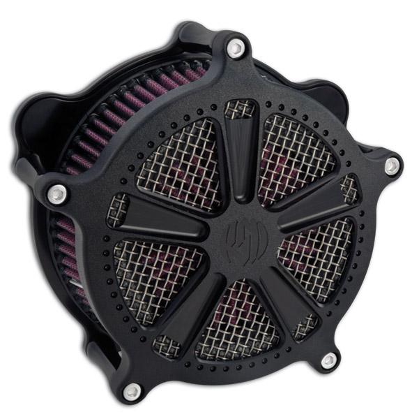 Roland Sands Design Judge Black Ops Venturi Air cleaner