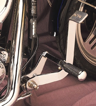 J&P Cycles® Chrome Forward Control Set