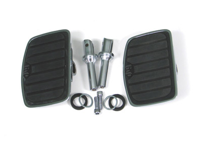 Show Chrome Accessories Passenger Cruise Board Kit