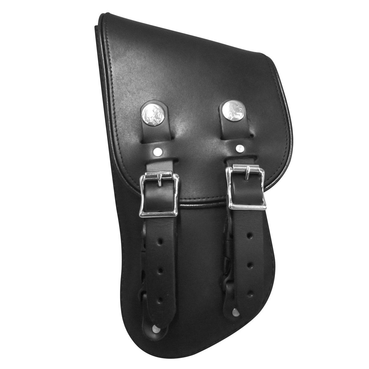Leatherworks Inc Left Side Mount Swingarm Bag 322l