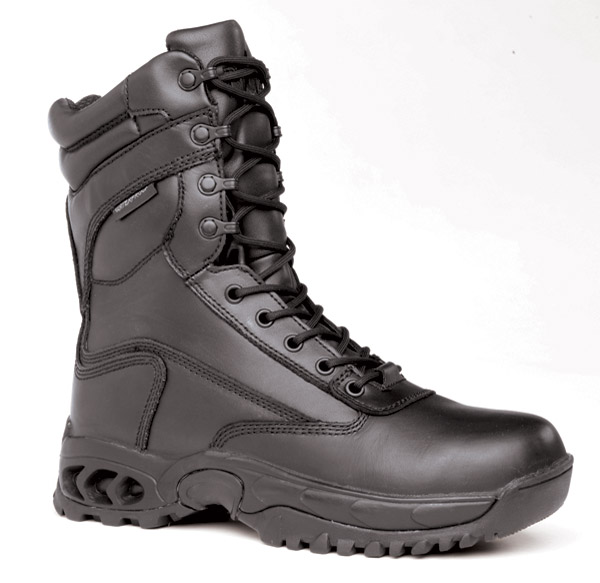 Ridge Footwear All Leather Eagle 8″ Boots - EE- Wide Width