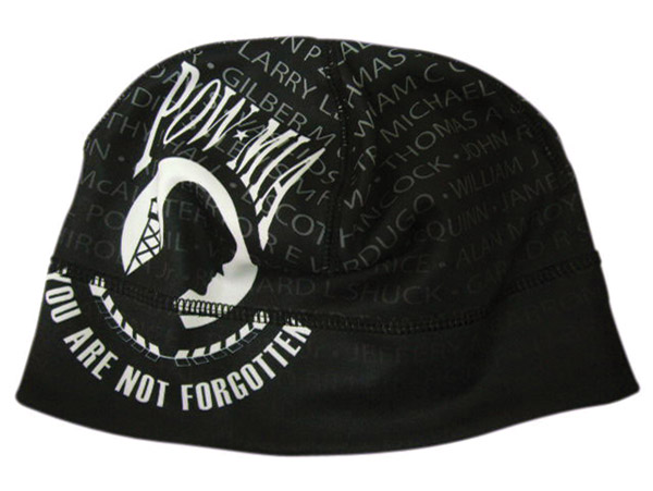 Missing Link POW/MIA Skull Cap