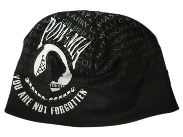 Missing Link POW/MIA Skull Cap