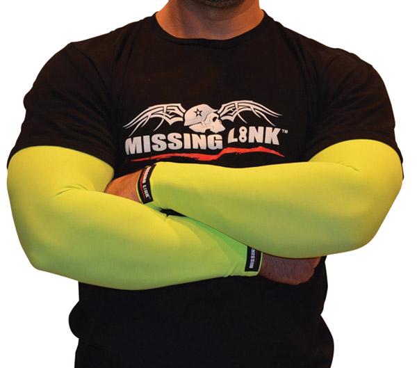 Missing Link Turn Signals ArmPro Sleeves