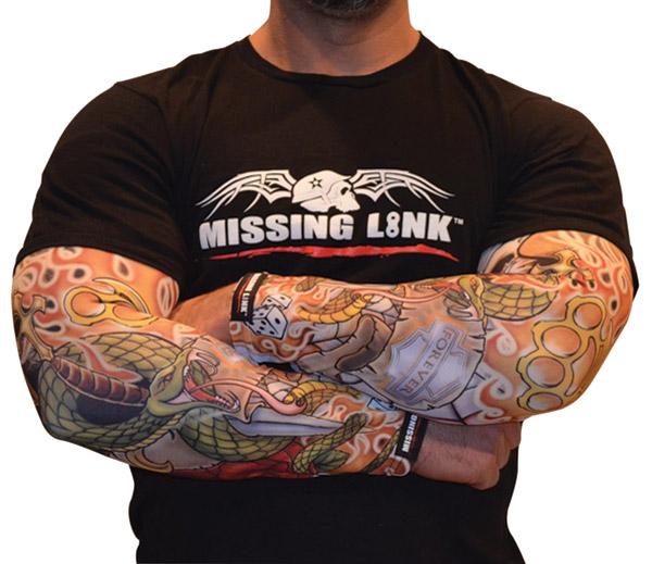 Missing Link Forever InK'd ArmPro Sleeves