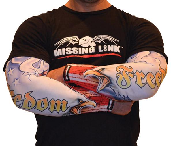 Missing Link American Freedom ArmPro Sleeves