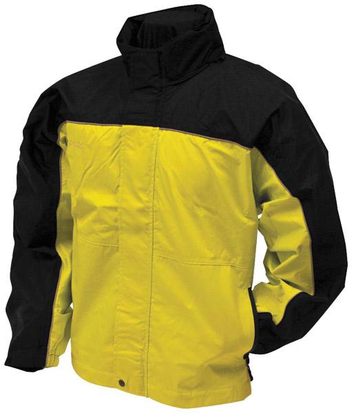 Frogg Toggs Yellow Toadz Highway Jacket