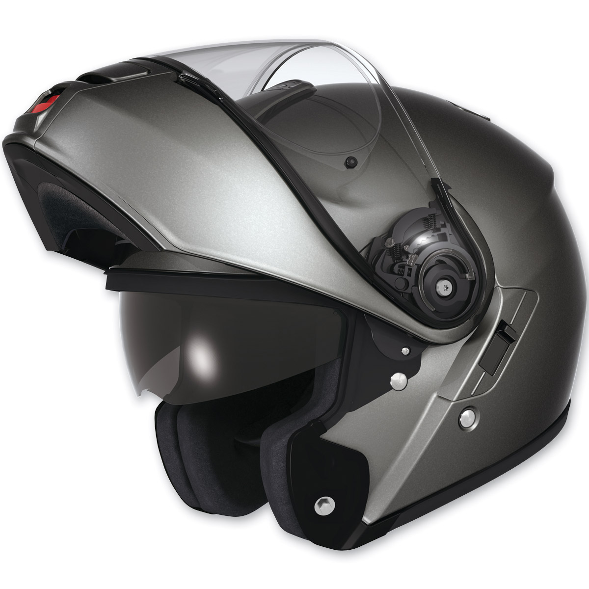 Shoei Neotec Metallic Anthracite Modular Helmet